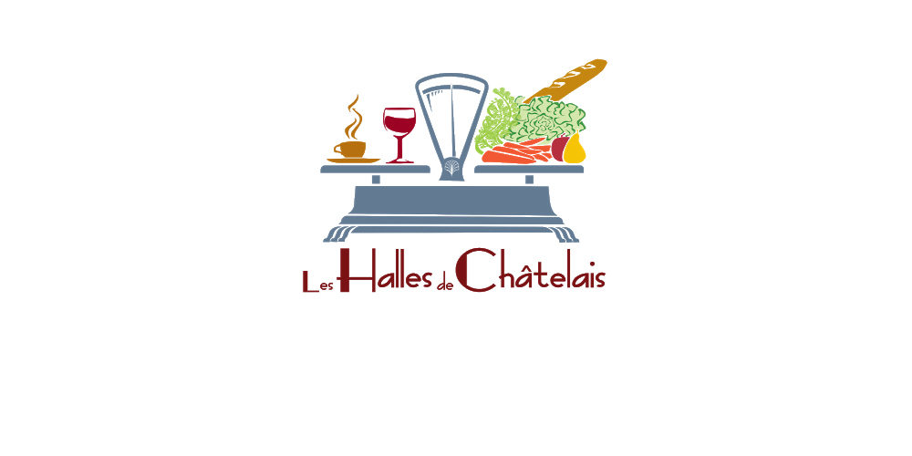 Les Halles de Châtelais