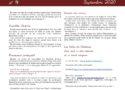 La newsletter des Halles de Châtelais